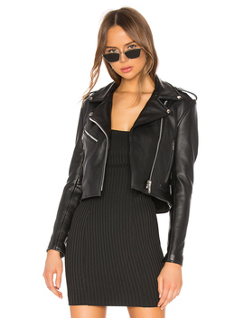 Mercy Cropped Jacket by Understated Leather