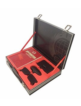 Spy Master Briefcase Black Spy Kit   Secret Agent Mission Handbook With Top Spy Gear And Gadget Surveilance by Top That!
