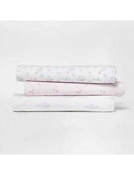 Cotton Printed Sheet Set   Simply Shabby Chic® by Simply Shabby Chic®