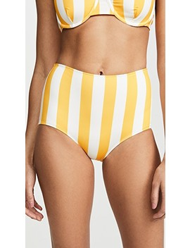 The Ginger Bikini Bottoms by Solid &Amp;Amp; Striped