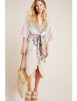 Tara Dolman Sleeved Midi Dress by Conditions Apply