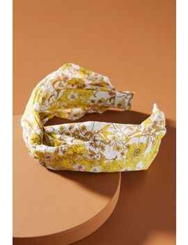 Paloma Knotted Headband by Anthropologie