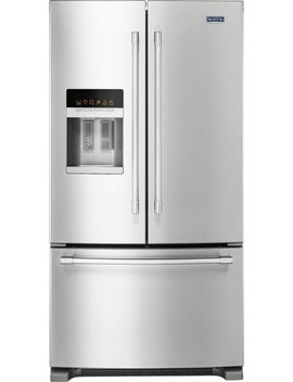 24.7 Cu. Ft. French Door Refrigerator   Stainless Steel by Maytag