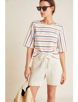 Jolene Striped Top by Porridge