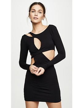 Avril Cutout Dress by For Love &Amp; Lemons