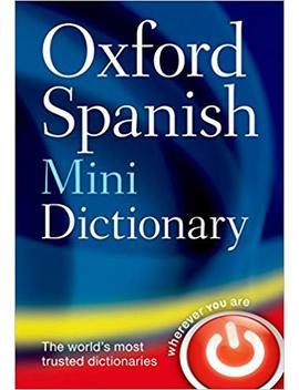 Oxford Spanish Mini Dictionary by Amazon