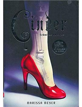 cinder-(spanish-edition) by marissa-meyer