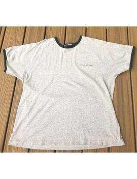 Vintage Polo Sport T Shirt Xl Ralph Lauren Spellout by Polo Sport