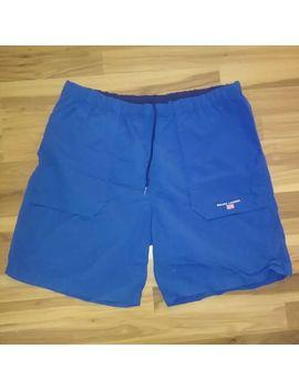 Vitnage Ralph Lauren Polo Sport Used Swim Shorts Size Xl by Ralph Lauren