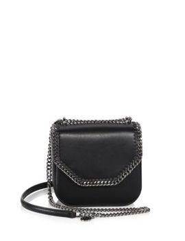 Mini Eco Vegan Leather Shoulder Bag by Stella Mc Cartney