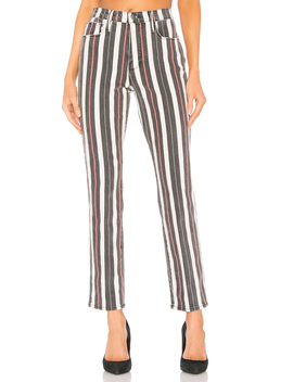 Le Sylvie Band Stripe by Frame