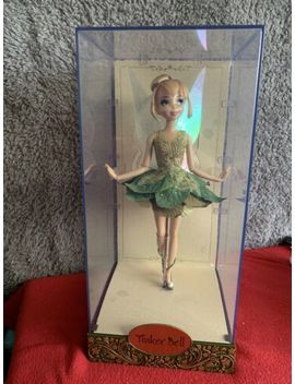 Disney Store Tinkerbell Designer Fairy Limited Edition Collector Doll Nib by Ebay Seller