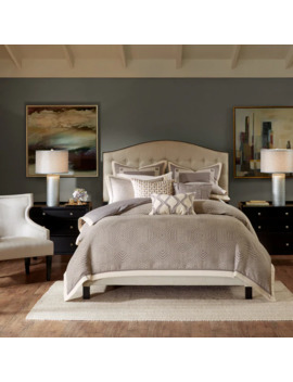 Madison Park Signature Shades Of Grey Jaquard Comforter Set With A Removable Insert by Madison Park Signature