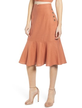 A Line Skirt by June & Hudson
