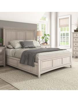 Copper Grove Marseille Wood Panel Platform Bed by Copper Grove