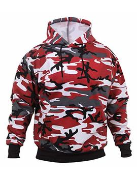 Rothco Camo Pullover Hooded Sweatshirt by Rothco