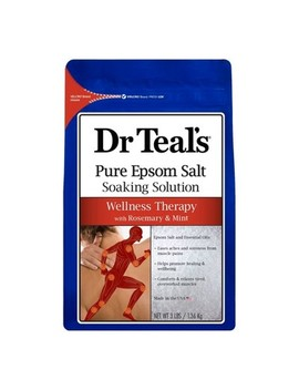 Dr Teal's Wellness Therapy Soaking Solution   48oz by 48oz