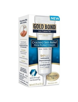 Gold Bond Cracked Skin Relief Hand And Body Lotions by Gold Bond