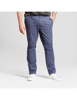 Men's Tall Slim Fit Hennepin Chino Pants   Goodfellow &Amp; Co Navy by Goodfellow & Co Navy