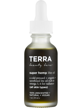 Online Only Super Hemp Lite Oil by Terra Beauty Bars