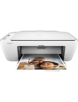 Desk Jet 2655 Wireless All In One Printer   White by Hp