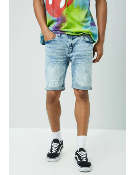 Xray Denim Faded Shorts by Forever 21