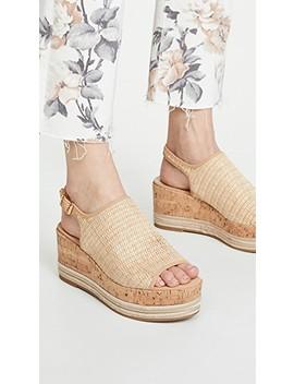 Ciera Flatform Sandals by Steven