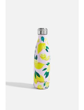 **Life + Lemons Water Bottle By Skinnydip by Topshop