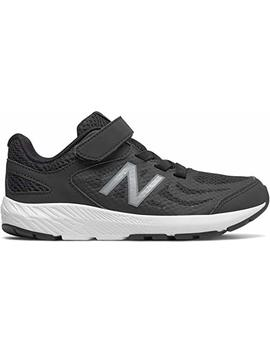 new-balance-kids-519v1-hook-and-loop-running-shoe by new-balance