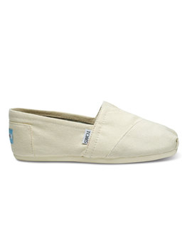 Natural Canvas Women's Classics by Toms
