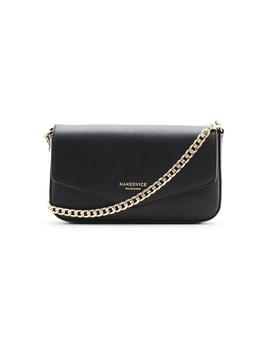 The Giselle Gold Side Bag by Nakedvice