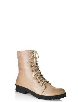 Bft Jasper Combat Boots by Long Tall Sally