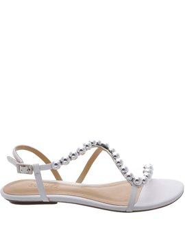 Janda Flat Sandal by Schutz