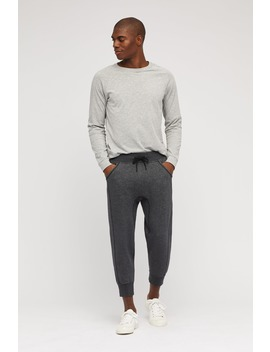 Compact French Terry Cropped Sweatpants by Bonobos