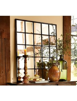 Eagan Multipanel Large Mirror by Pottery Barn