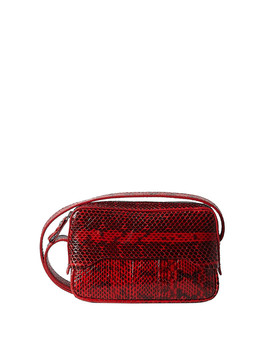 Red Multicolor Myriam Schaefer Bébé Bag by Shop Bazaar