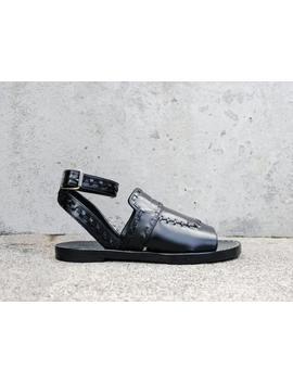Penny Ankle Strap Sandal by Freda Salvador