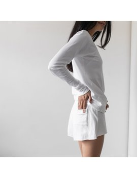 Organic Pima Short by Lunya
