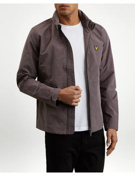 Fold Collar Jacket by Lyle & Scott
