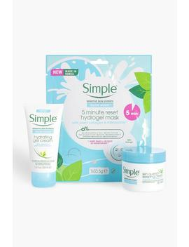 Simple Waterboost & Face Mask Bundle by Boohoo