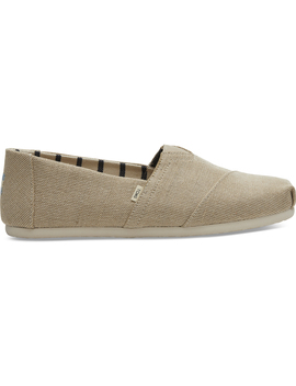 Natural Heritage Canvas Mens Classics Venice Collection by Toms