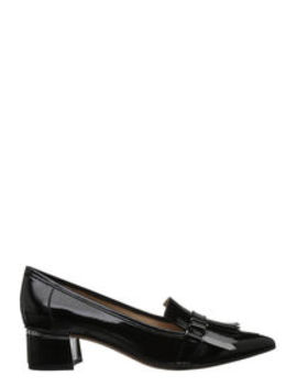 Franco Sarto Grenoble Heel Loafers by Long Tall Sally