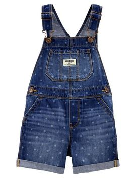 Star Denim Shortalls by Oshkosh