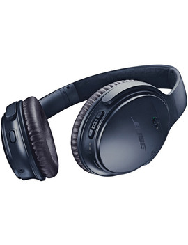 Quiet Comfort 35 Series Ii Wireless Noise Canceling Headphones (Black) by Bose