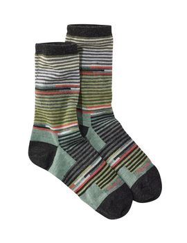 Women's Darn Tough Pixie Crew Socks by L.L.Bean