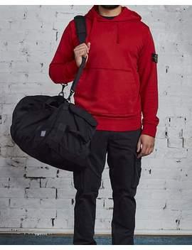 Stone Island Duffle Bag Black by Less 17