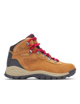 Women's Newton Ridge™ Plus Waterproof Amped Hiking Boot by Columbia Sportswear