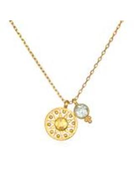 Radiate Love Necklace by Satya