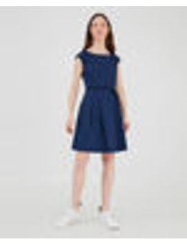 W's Popeline Dress by Woolrich