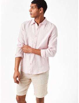 Lymington Linen Shirt by White Stuff
